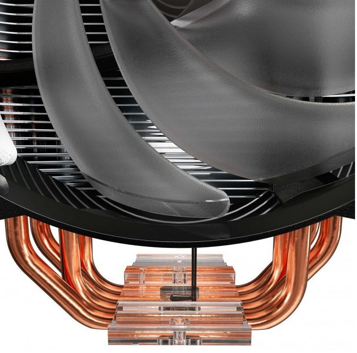 Cooler Master Introduces The New MasterAir MA410M Tower Cooler