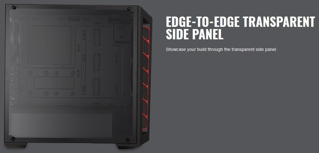 Cooler Master Announces the MasterBox MB510L