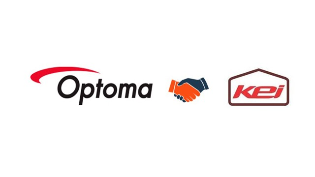Optoma Announces an Exciting New Partnership with KEI Hi-Fi India