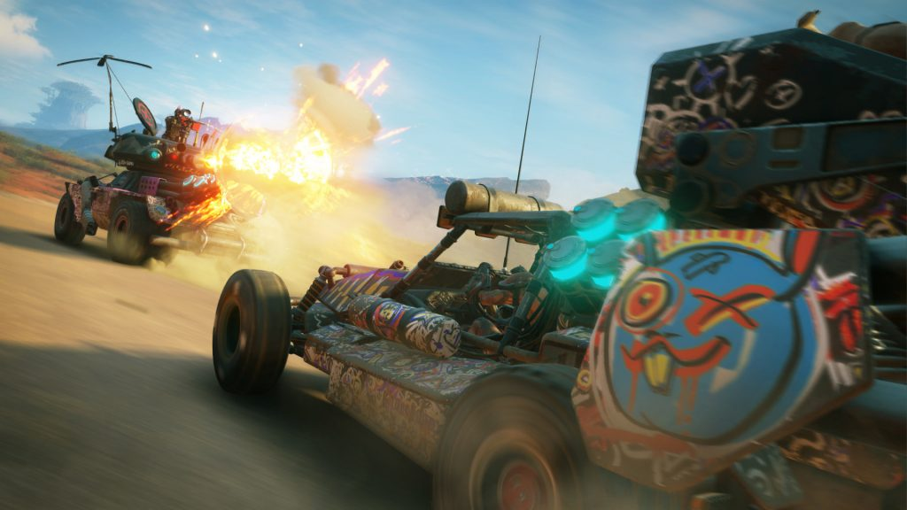 Bethesda Releases Gameplay Trailer for RAGE 2