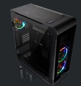 Thermaltake Announces New View 32 TG RGB Edition Mid-Tower Chassis