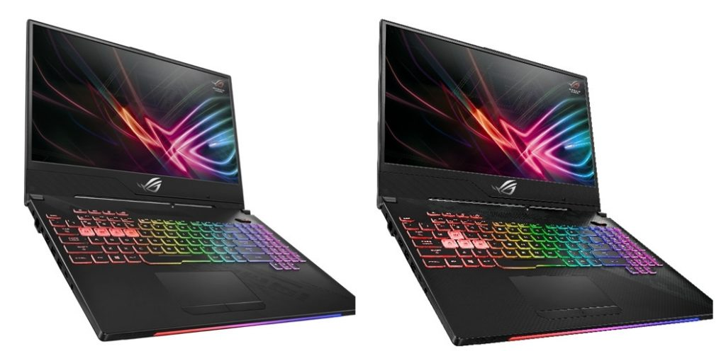 ASUS Republic of Gamers Announces Strix (GL504) Hero II and SCAR II