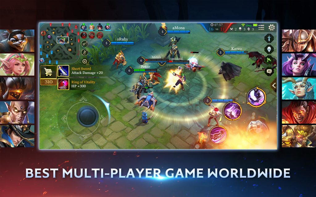 Tencent Games 'Arena of Valor' to feature in Asian Games 2018