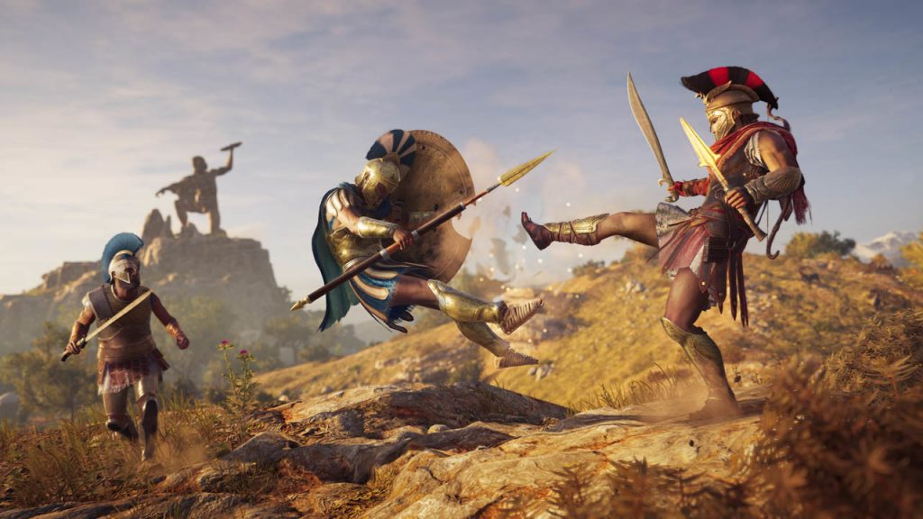 Assassin's Creed Odyssey Launches On October 5
