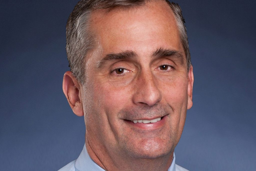 Intel CEO Brian Krzanich Resigns - For Having Sex With Colleague