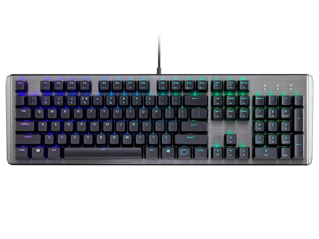 Cooler Master Announces New Peripheral Lineup at Computex