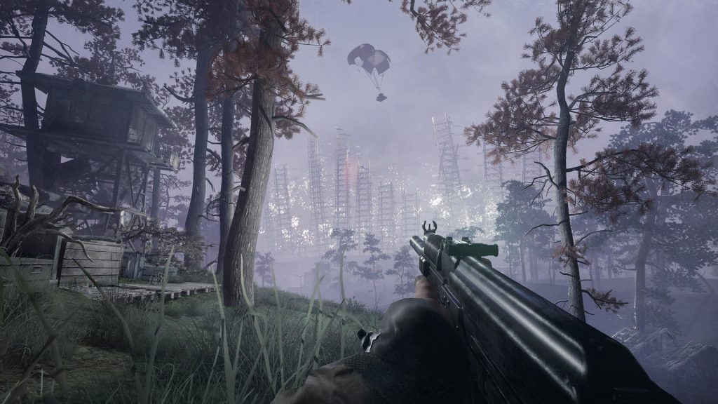 Vostok Games Releases New Screenshots for Battle Royale FPS Fear the Wolves