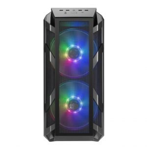 Cooler Master Unveils COSMOS, H-Series and K-Series Cases at Computex 2018