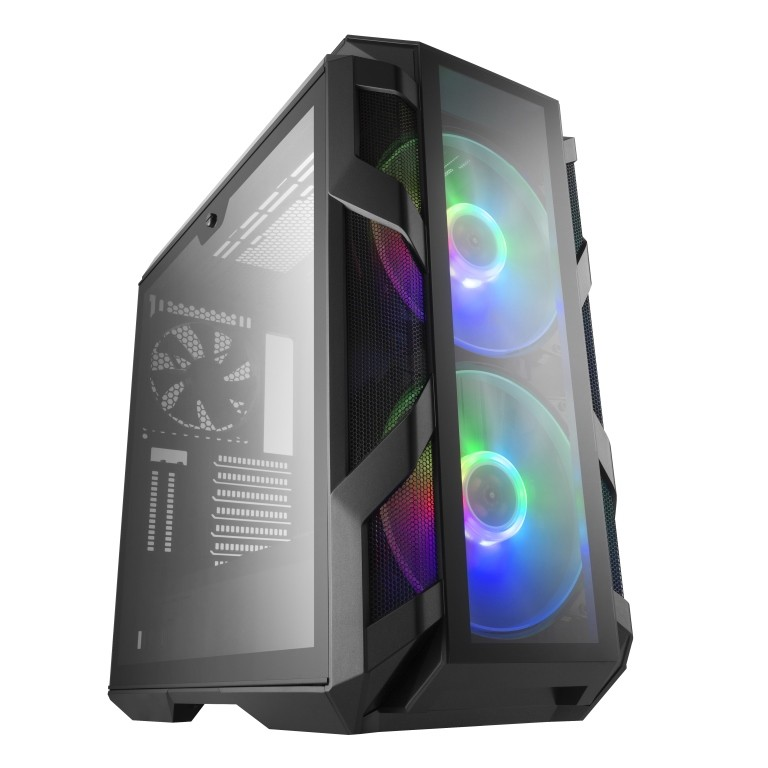 Cooler Master Announces the availability of MasterCase H500M