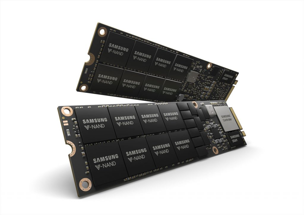 Samsung Introduces 8 TB NVMe NF1 SSD For Data Centers