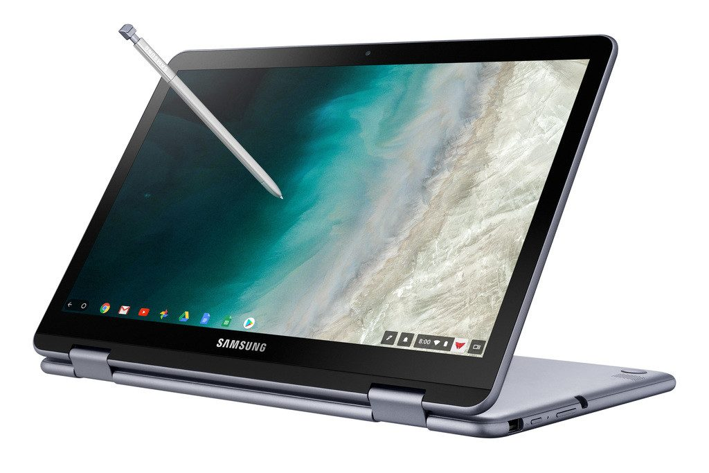 Samsung Launches the Chromebook Plus (V2) with 2-in-1 Convertible Design