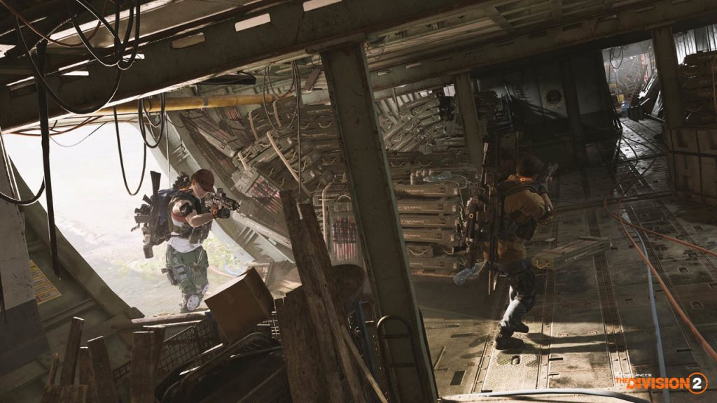 Ubisoft's Tom Clancy's The Division 2 Activates Agents in a Collapsing Washington D.C.