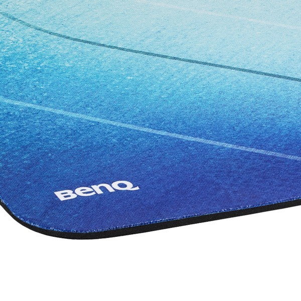 BENQ launches the printed version OF G-SR Blue MOUSEPAD in India to enhance your gaming experience