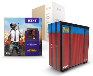 NZXT Announces CRFT Lineup. First Product is a PUBG-Themed PC Case