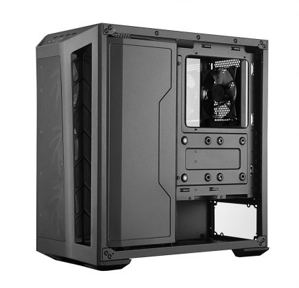 Cooler Master Introduces MasterBox MB530P with Three Tempered Glass Panels and Addressable RGB