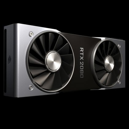 NVIDIA Announces the GeForce RTX: 10 Years in the Making