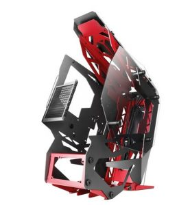"Antec Presents ""Torque"" Futuristic Angular-Frame Open-Air Case"