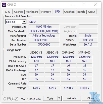 Intel Core i7-9700K with MSI MPG Z390 Gaming Pro Carbon