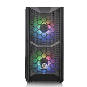 Thermaltake Commander C Cases come with 200 mm ARGB Fans and Tempered Glass