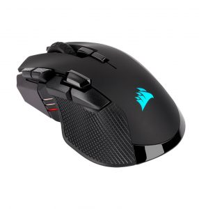 Corsair Launches Ironclaw RGB Wireless and Glaive RGB Pro Gaming Mice