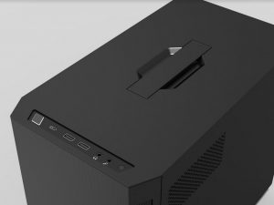 Lian Li Unveils Big on Computex 2019 with New Chassis, Fans, CPU AIO, Motorized Desk