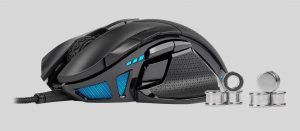 CORSAIR Expands Its Lineup of Gaming Mice with the New NIGHTSWORD RGB and M55 RGB PRO
