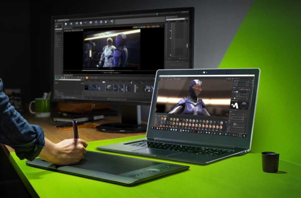 NVIDIA RTX Studio Laptops and Mobile Workstations - Purpose-Built  for Creators - Coming from Every Major OEM