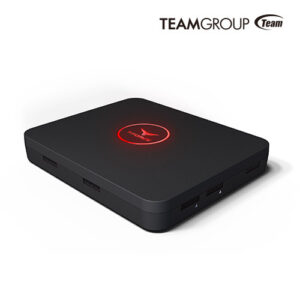 Teamgroup Releases T-Force Cardea Liquid M.2 SSD and T-Force Captain RGB Controller