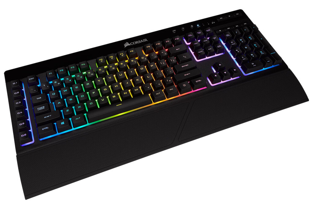 CORSAIR Launches K57 RGB Wireless Gaming Keyboard