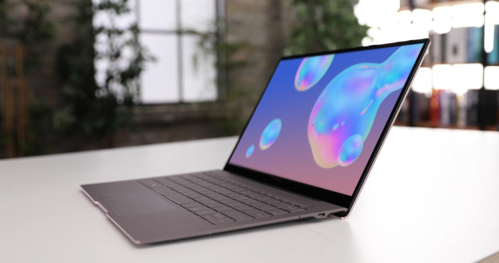 Experience the New Era of Mobile Computing with Samsung Galaxy Book S