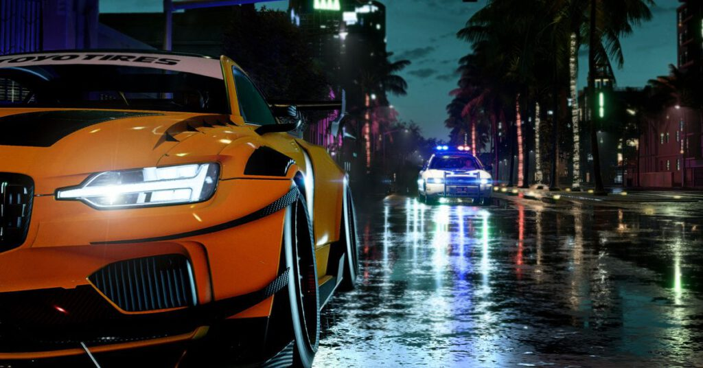 Need for Speed Heat Arrives on November 8th