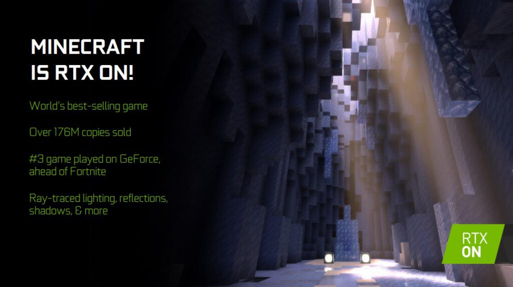 NVIDIA RTX On: New Wave of Blockbuster Games Showcase Ray Tracing at Gamescom