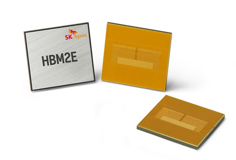 SK Hynix Announces its HBM2E Memory Products, 460 GB/s and 16GB per Stack
