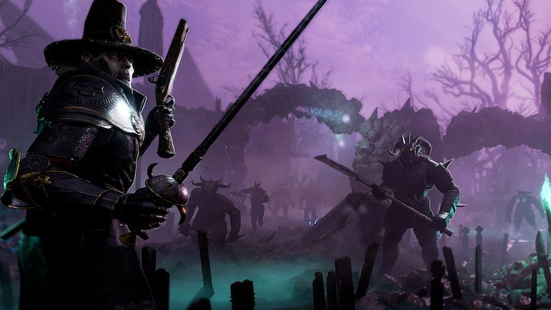 Warhammer Vermintide 2 - Winds of Magic Now Available
