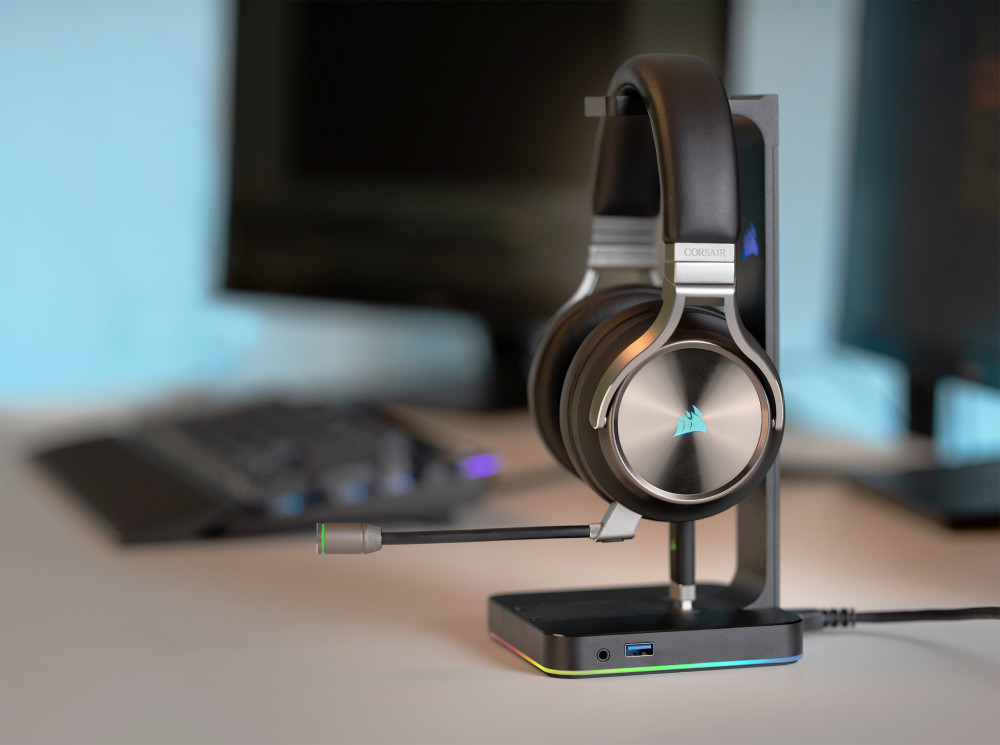 CORSAIR Delivers Incredible Sound, Impeccable Clarity with New VIRTUOSO RGB Wireless Gaming Headsets