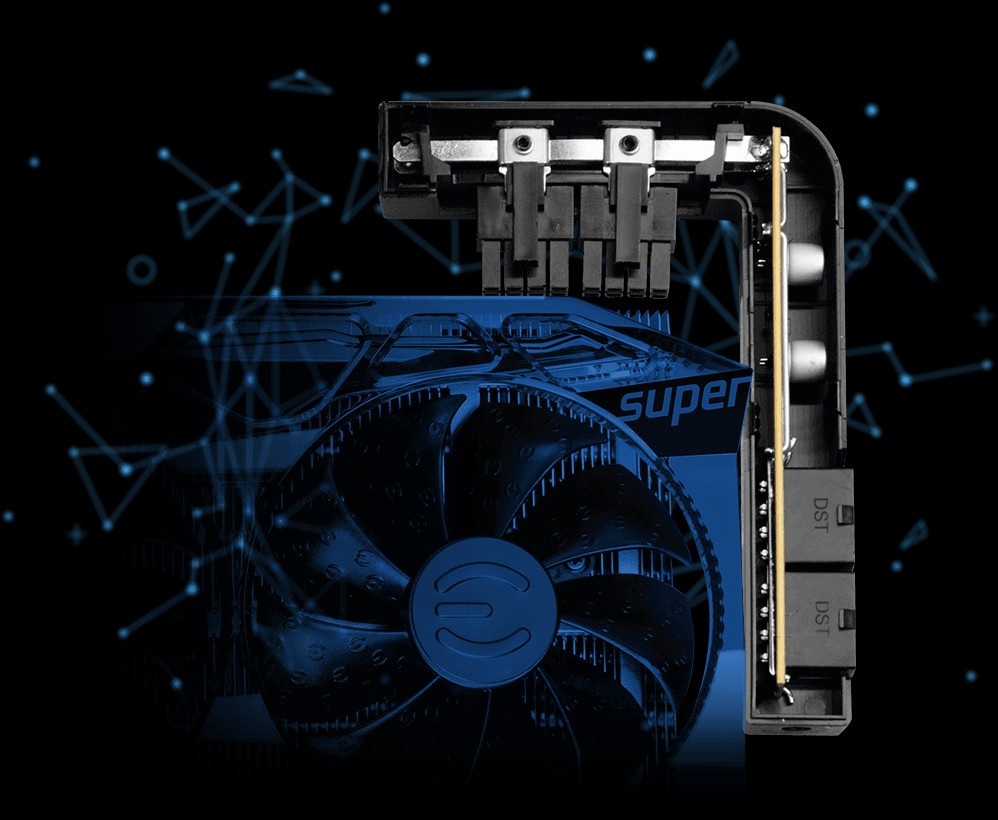 EVGA PowerLink - Clean up your Power and System!