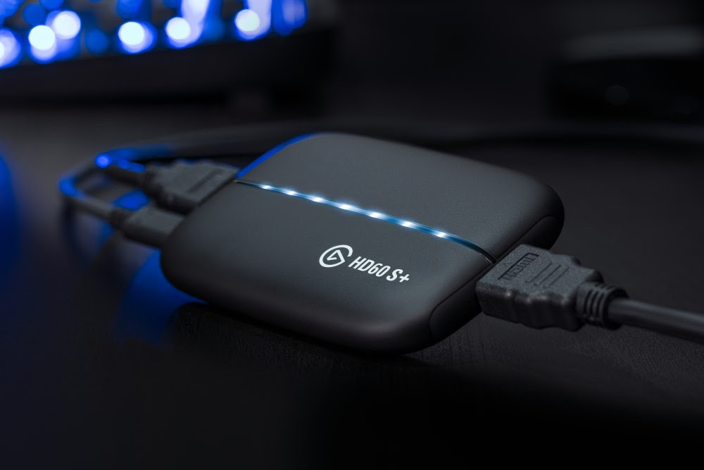 Play and Create Without Compromises with the New HD60 S+ Capture Card from Elgato