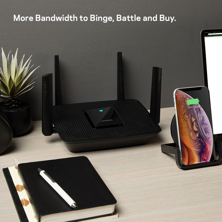 Linksys India boosts Mobile Gaming and Home Entertainment with the new MR8300 Tri-Band Mesh Gaming Router