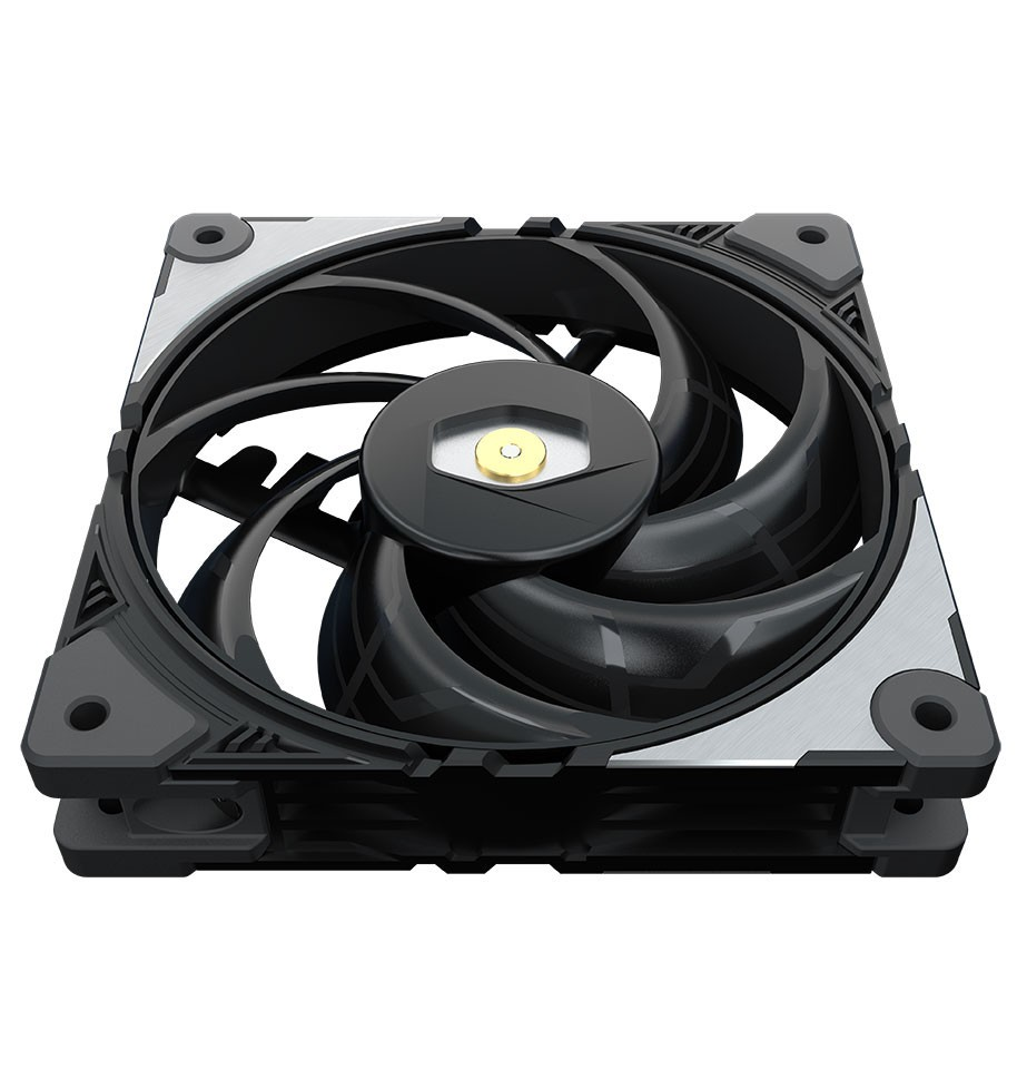 Cooler Master Launches MasterFan SF120M Case Fans