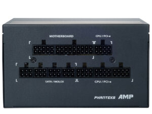 Phanteks Announces the AMP Series Modular Power Supplies