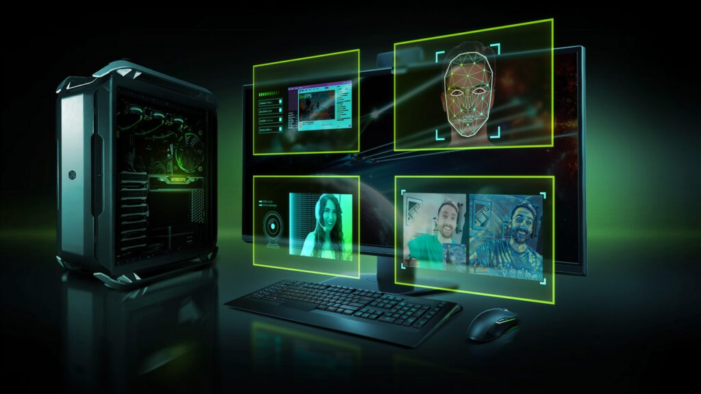 NVIDIA RTX Broadcast Engine Brings Twitch Livestreams to Life with AI
