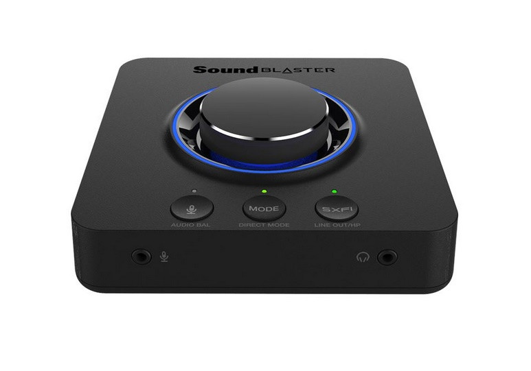 Creative Announces Sound Blaster X3 with Super X-Fi and Upgrade Promotion for Existing Users