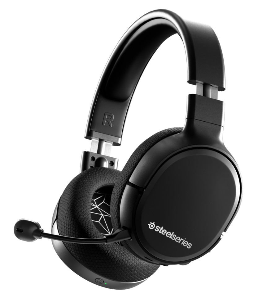 SteelSeries Launches Arctis 1 Wireless First Four-In-One Wireless Headset for Nintendo Switch, PS4, PC and Mobile