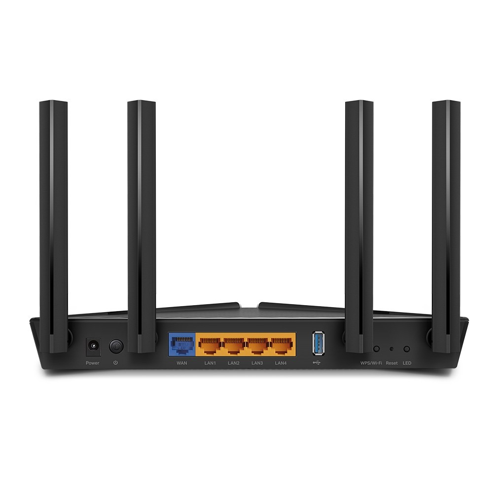 TP-Link Launches the Wi-Fi 6 Router Archer AX50 Powered by Intel Technology