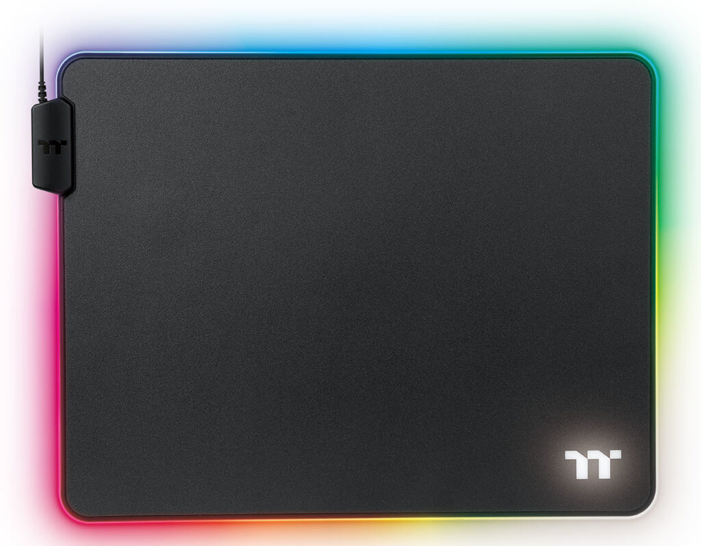 Thermaltake Expands the Level 20 RGB Gaming Mousepad Series