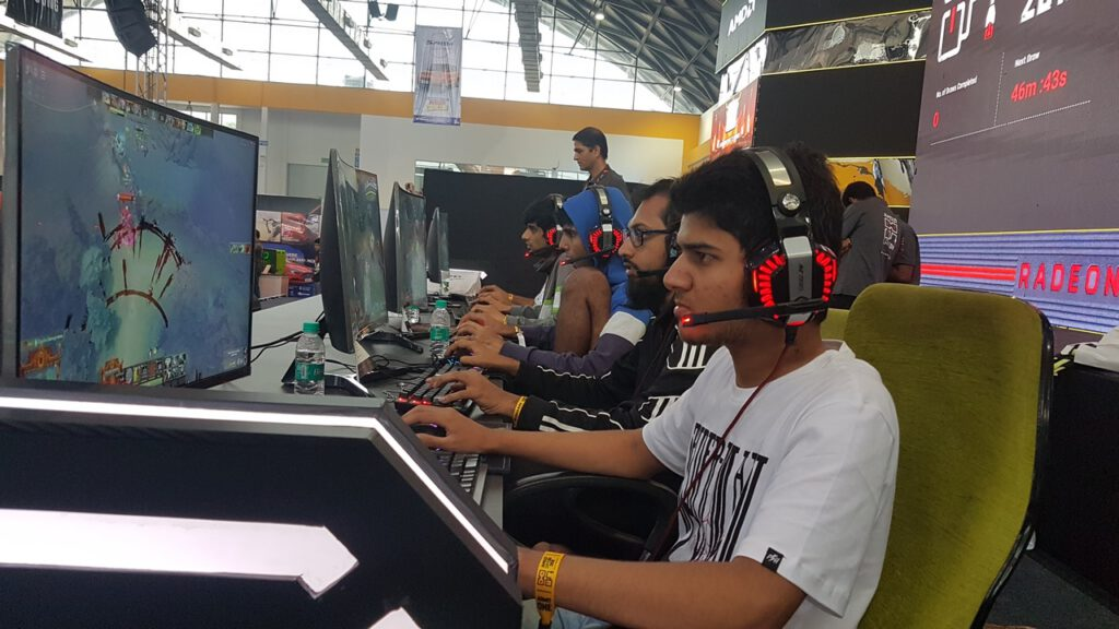 AMD GameOn Brings High-Performance Gaming Experience to Hyderabad