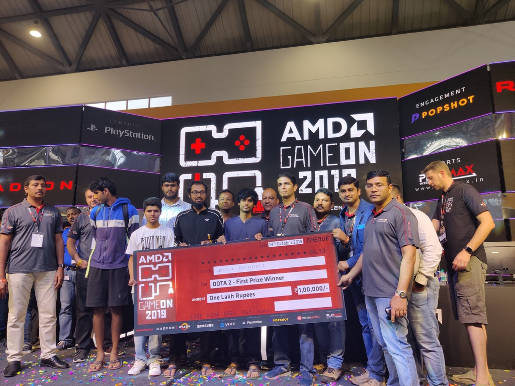 Amd Gameon Brings High Performance Gaming Experience To Hyderabad