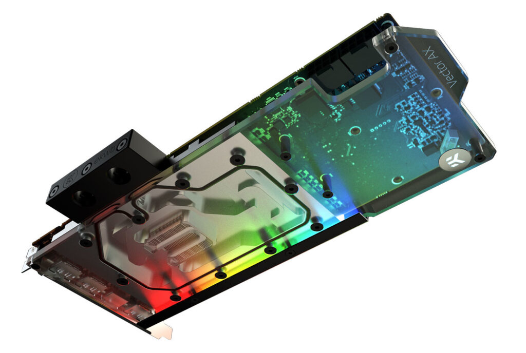 EK Water Blocks Released EK-AC Radeon RX 5700 +XT D-RGB Water Block