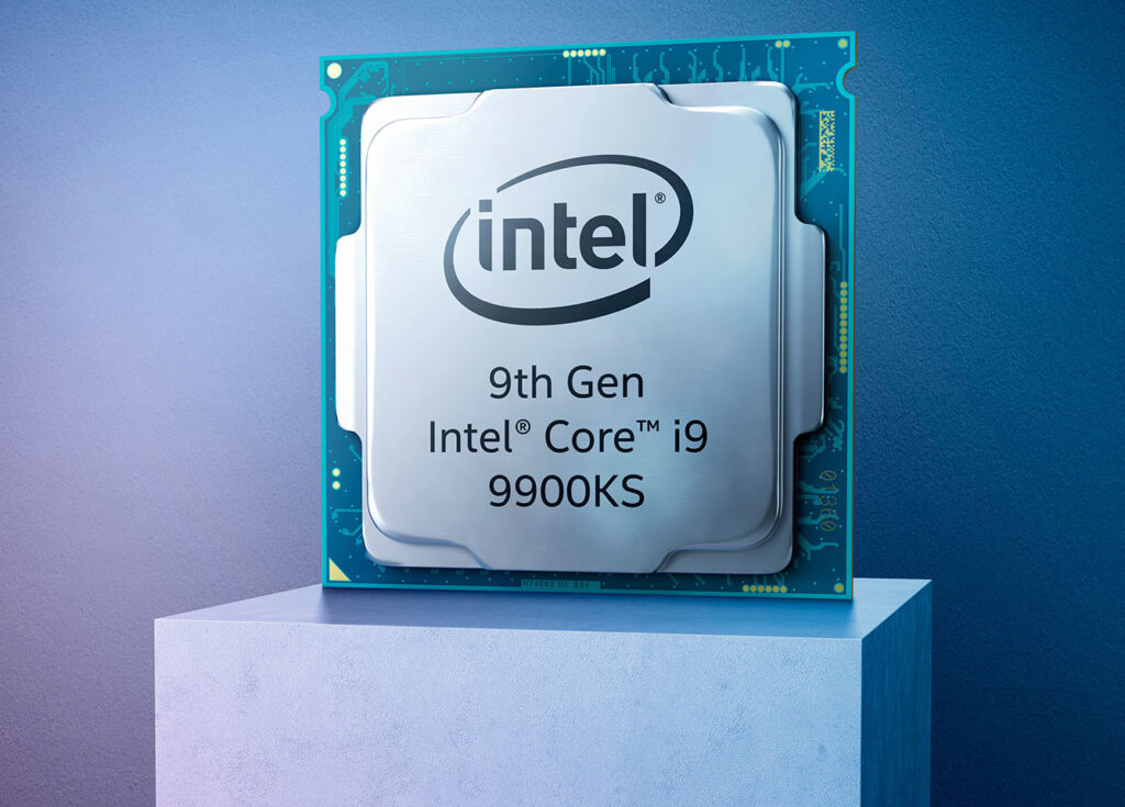 Intel Announces Core i9-9900KS with 5.00 GHz All-Core Turbo Frequency