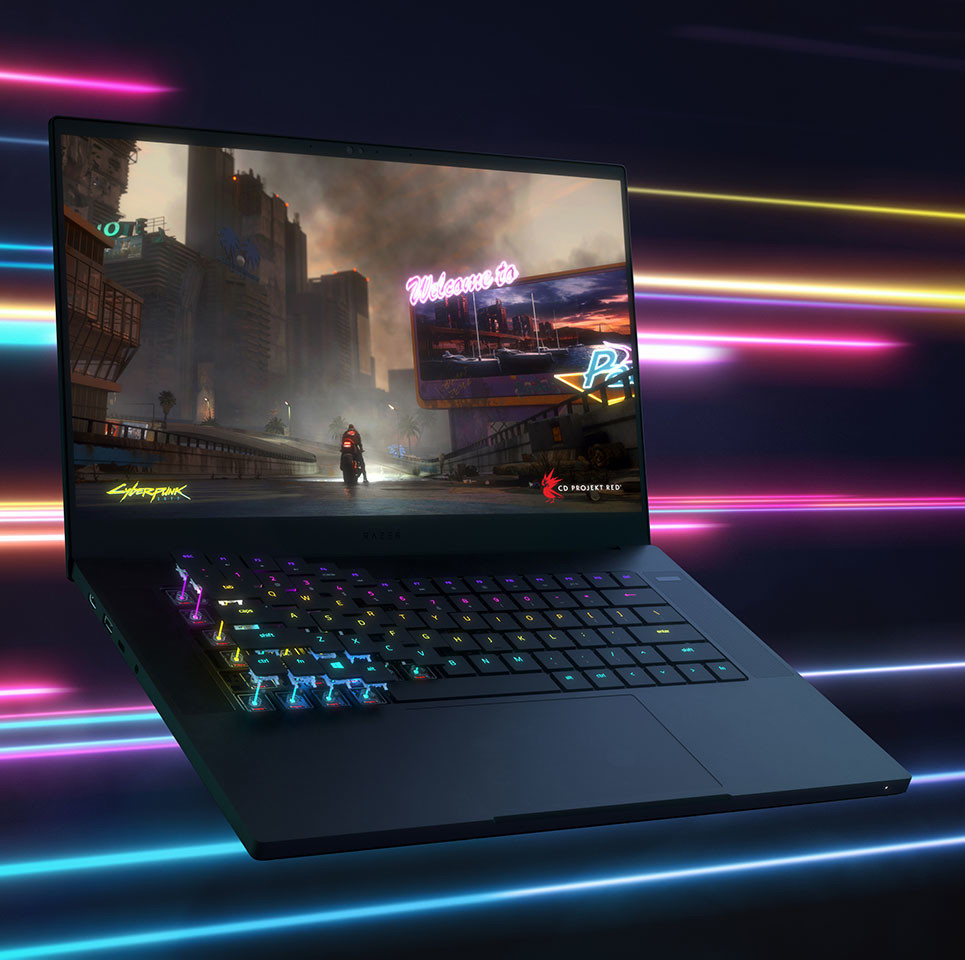 Razer Introduces the World's First Optical Laptop Keyboard